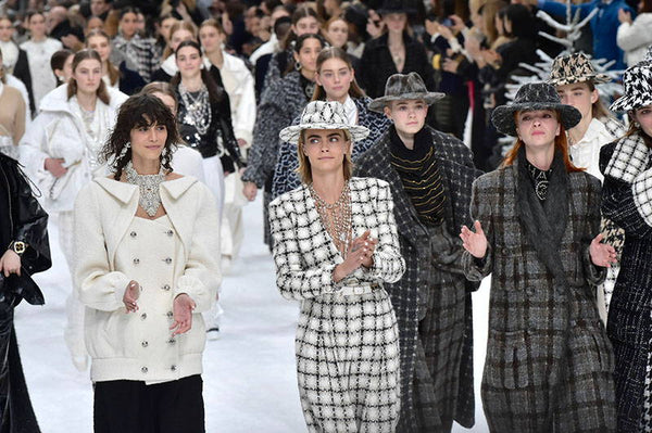 Fashion Friday: TDF Looks in Outerwear at PFW