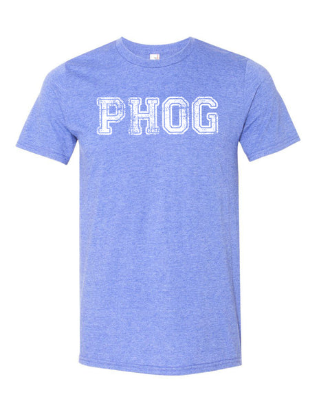 PHOG in Blue