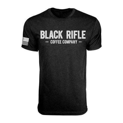 BLACK RIFLE COFFEE T_SHIRT
