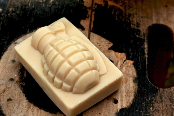 Chest Candy - K Bar Soap Co.