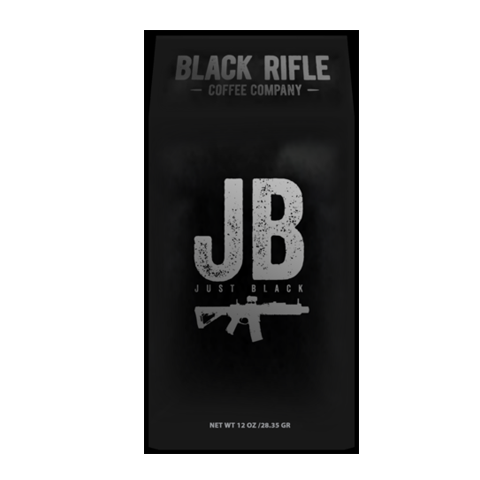 Black Rifle Coffee Blend sold at Two Vet's Clothing Co.