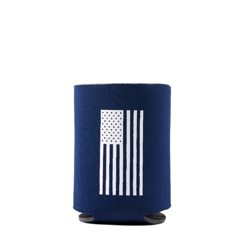 Two Vets Clothing Koozie - Navy