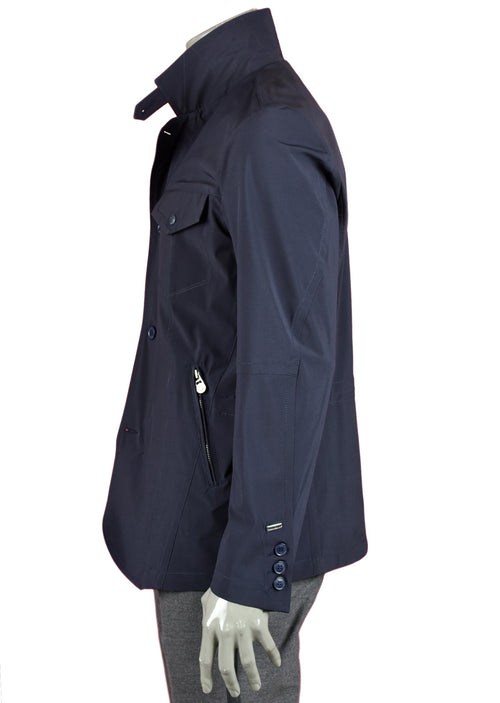 Navy Lightweight Field Jacket