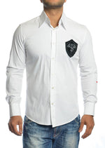 White Dragon Sword Shirt