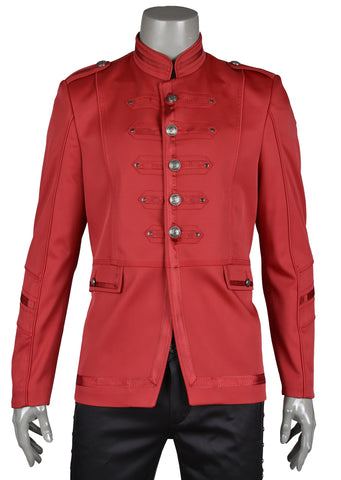 Red Jackson Deluxe Jacket