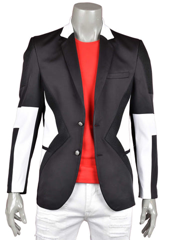 "Black White ""Dream"" Blazer"