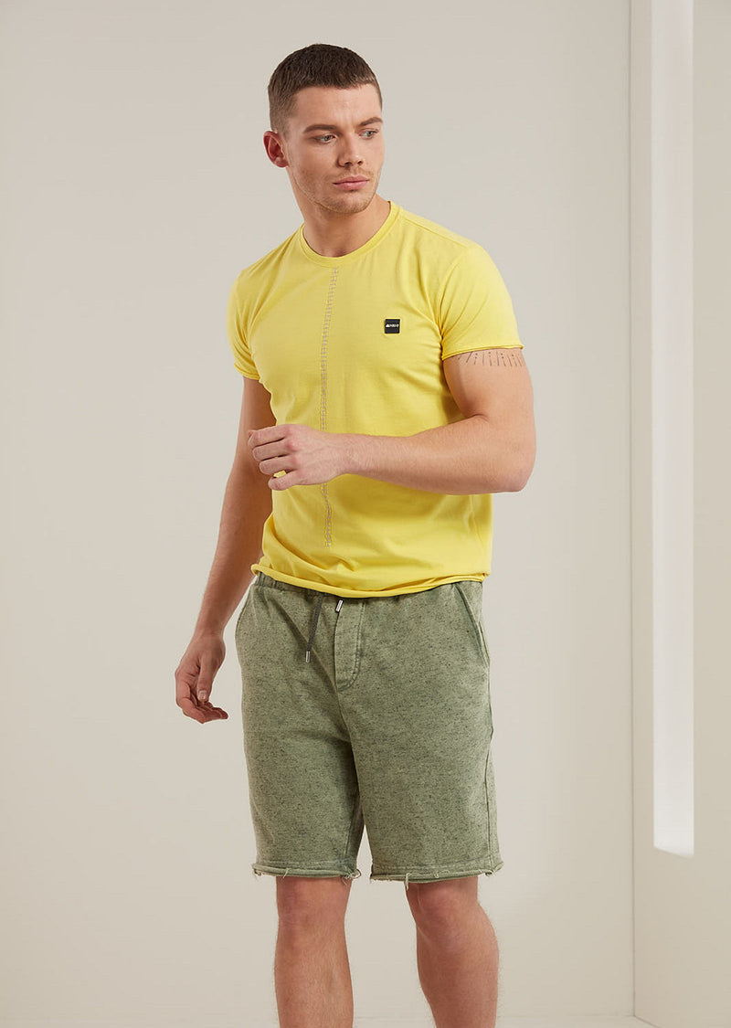 Green Washed Luxe Comfort Short