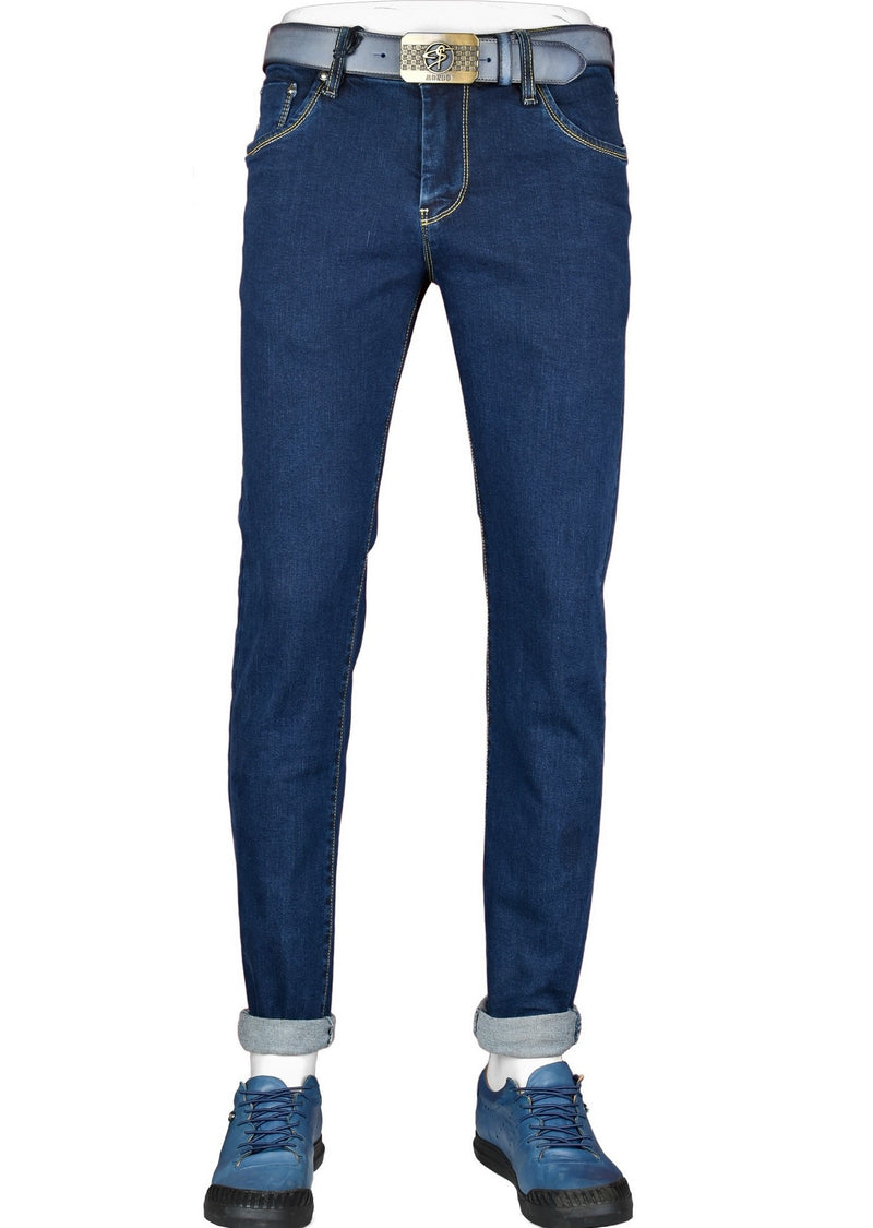 Miami Dark Wash Slim Fit Jeans