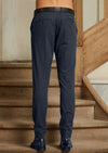 Navy Slim Performance Tech Pants