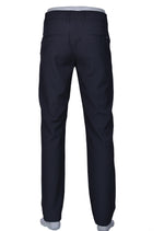Black Luxe Comfort Stretch Dress Pants