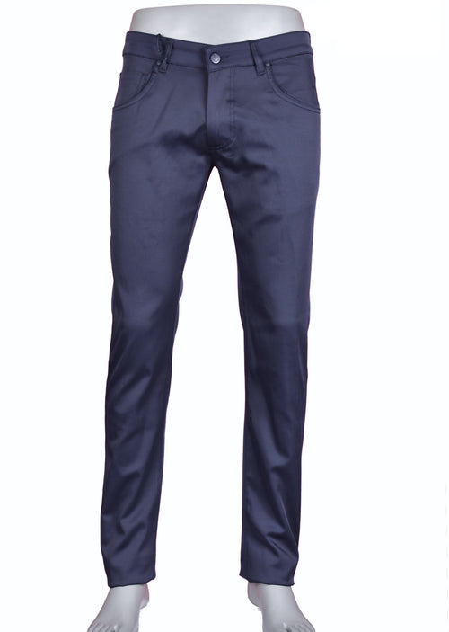 Navy Tech Stretch Fit Pants