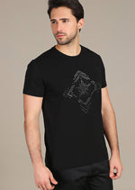 "Black ""Limited Edition"" Rhinestone Tee"