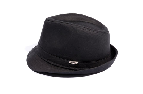 RAINER HAT BLACK
