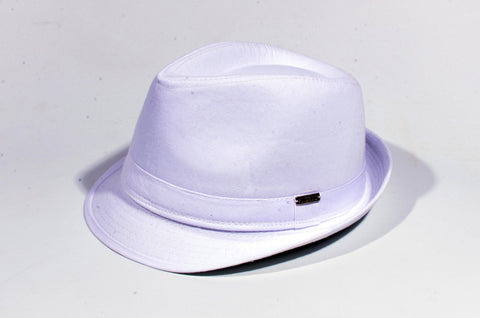 RAINER HAT WHITE