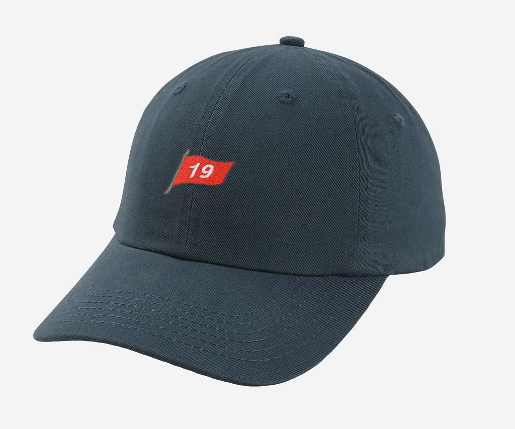 19th Hole Hat (Slate Blue)