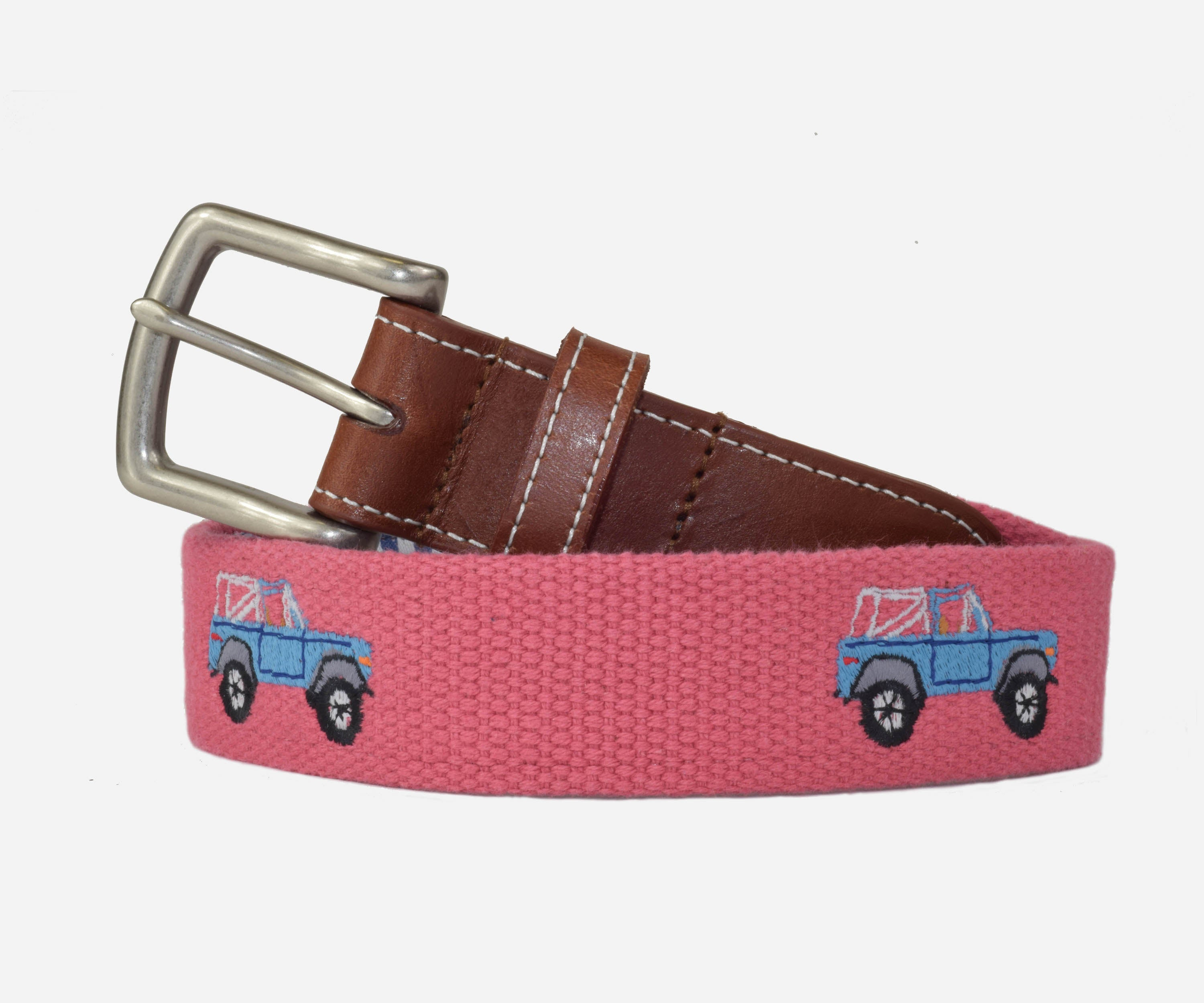 Bronco Belt (Nantucket red)