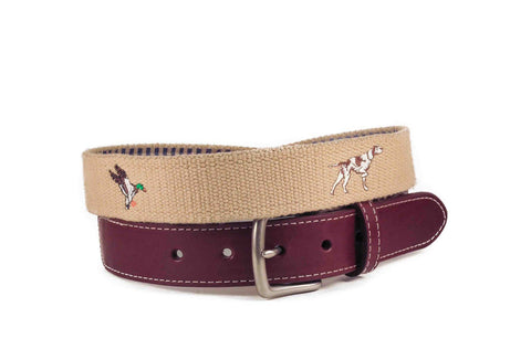 Duck Hunt Belt (khaki)