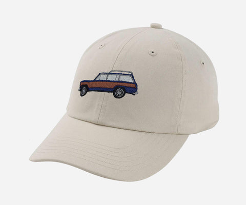 Grand Wagoneer Hat (Putty)