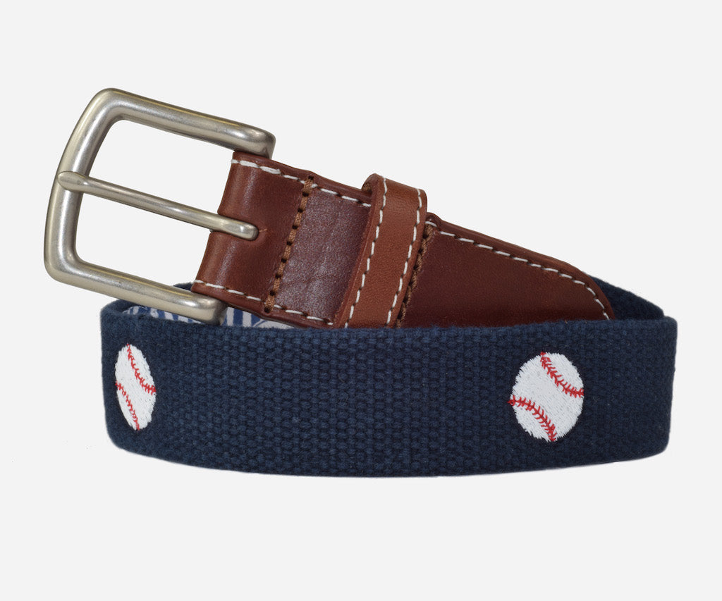 Baseball Belt (patriot navy)