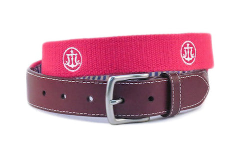 Chaminade Belt - St. Louis, MO (red)