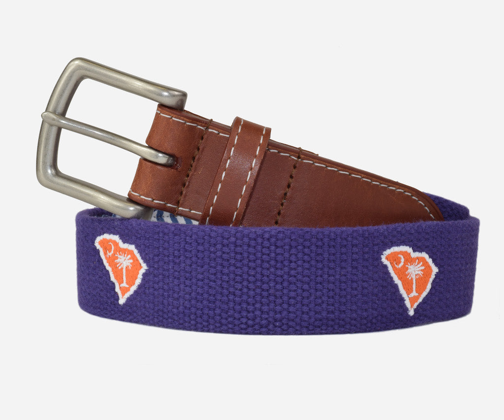 South Carolina Tailgate - purple & orange