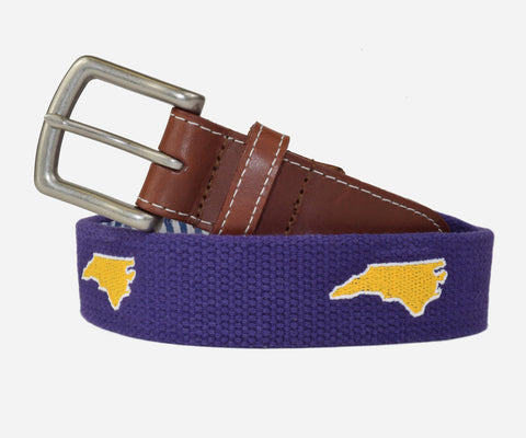 North Carolina Tailgate - Purple & Gold