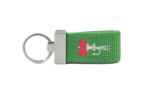 Fly Fishing Key Fob