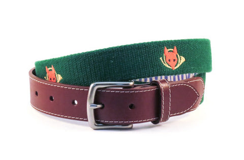 Fox Hunt Belt (erin green)