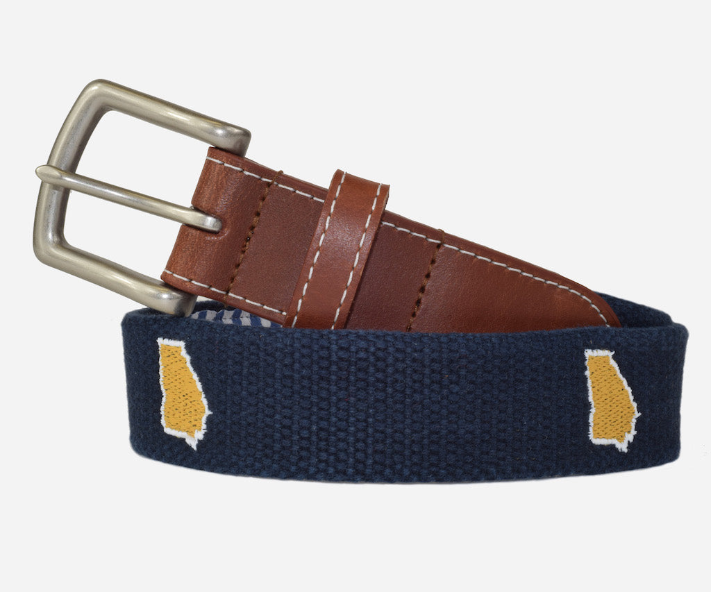 Georgia Tailgate - Navy & Gold (patriot navy)
