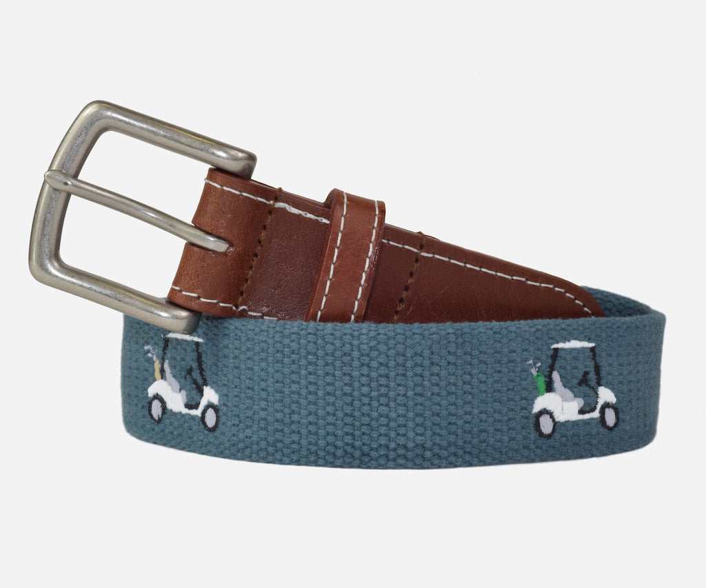 Golf Carts Belt (slate)