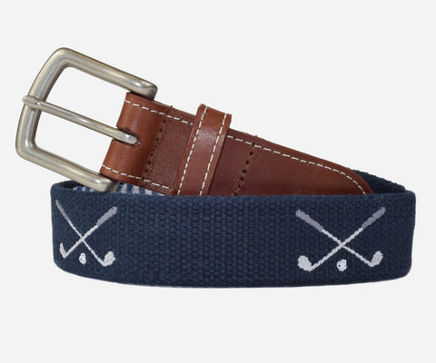Golf Clubs Belt (patriot navy)
