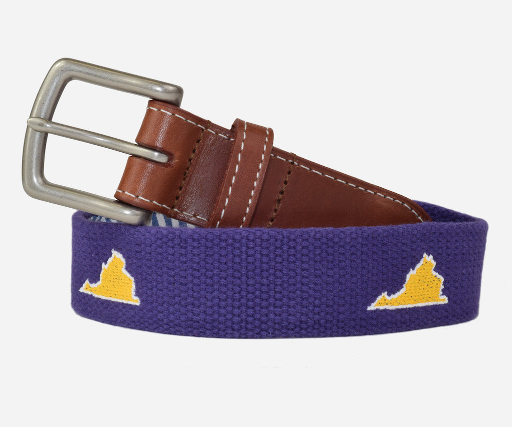Virginia Tailgate - Purple & Gold