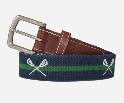 Lacrosse Sticks Lax Belt (patriot navy)