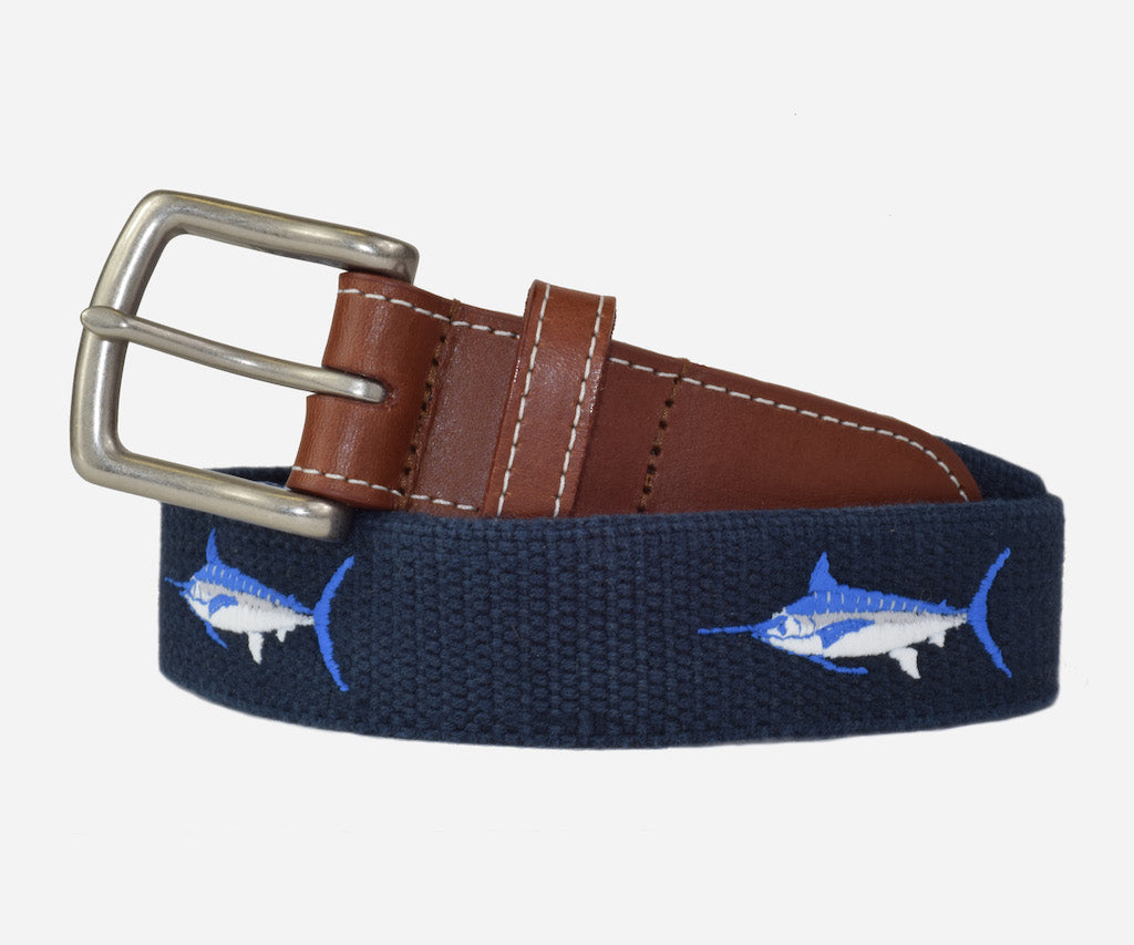 Marlin Belt (Patriot Navy)