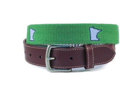 Minnesota belt (kerry green)