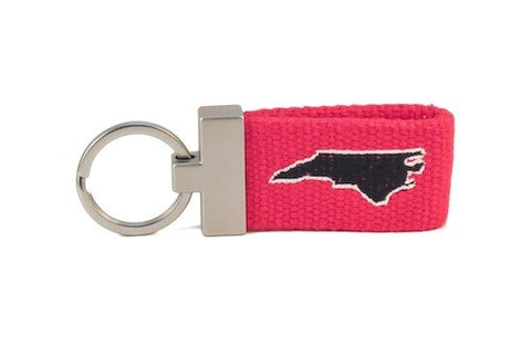 North Carolina Tailgate Key Fob - Raleigh