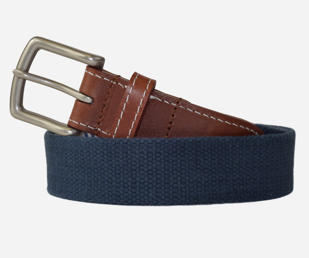 JT Solid Belt Collection (patriot navy)