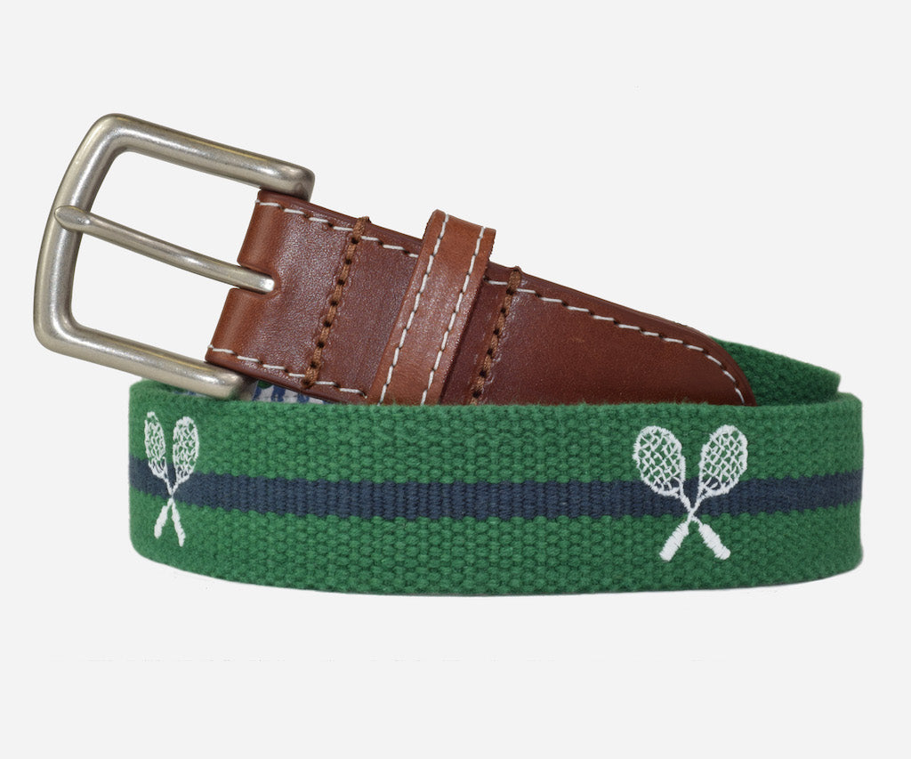 Tennis Racquet Belt