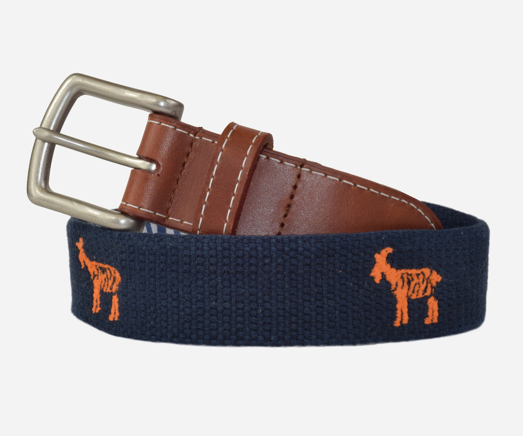 Tiger GOAT belt (patriot navy)