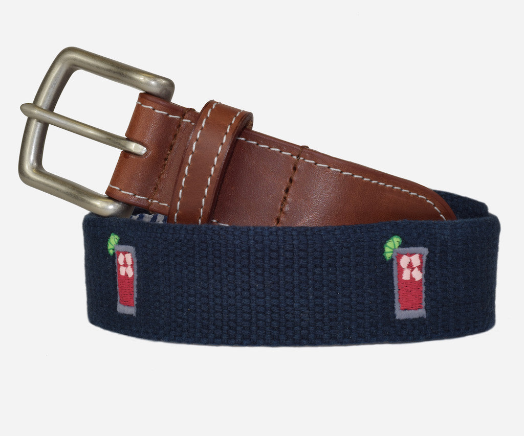 Transfusion Drink belt (patriot navy)