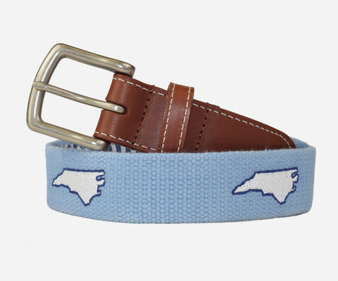 North Carolina Tailgate - Cottage Blue & White