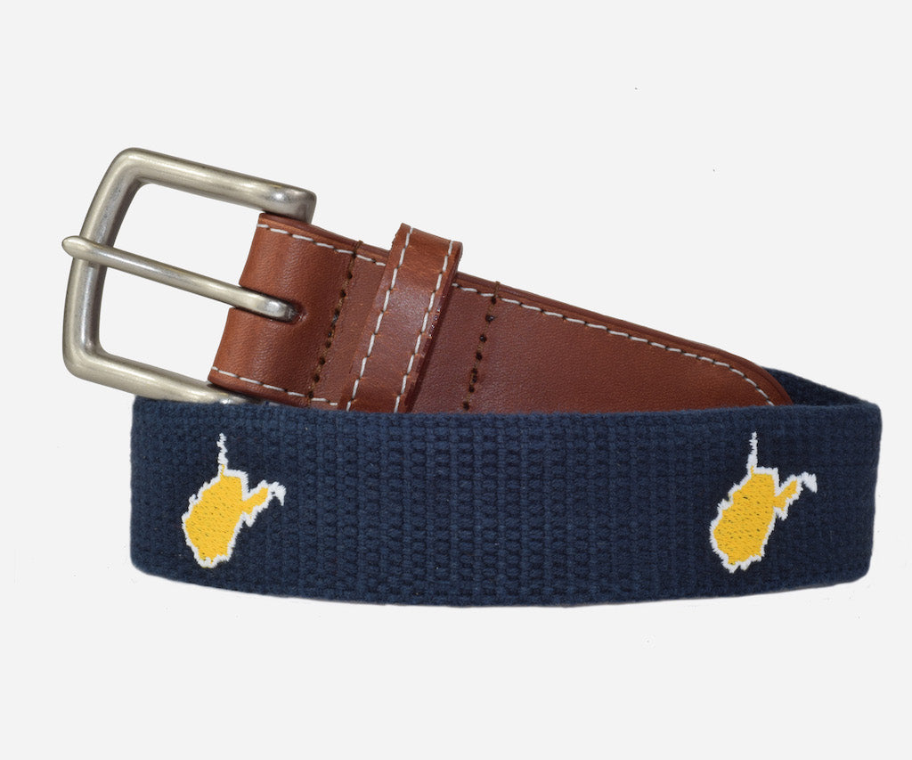 West Virginia Tailgate - navy & gold