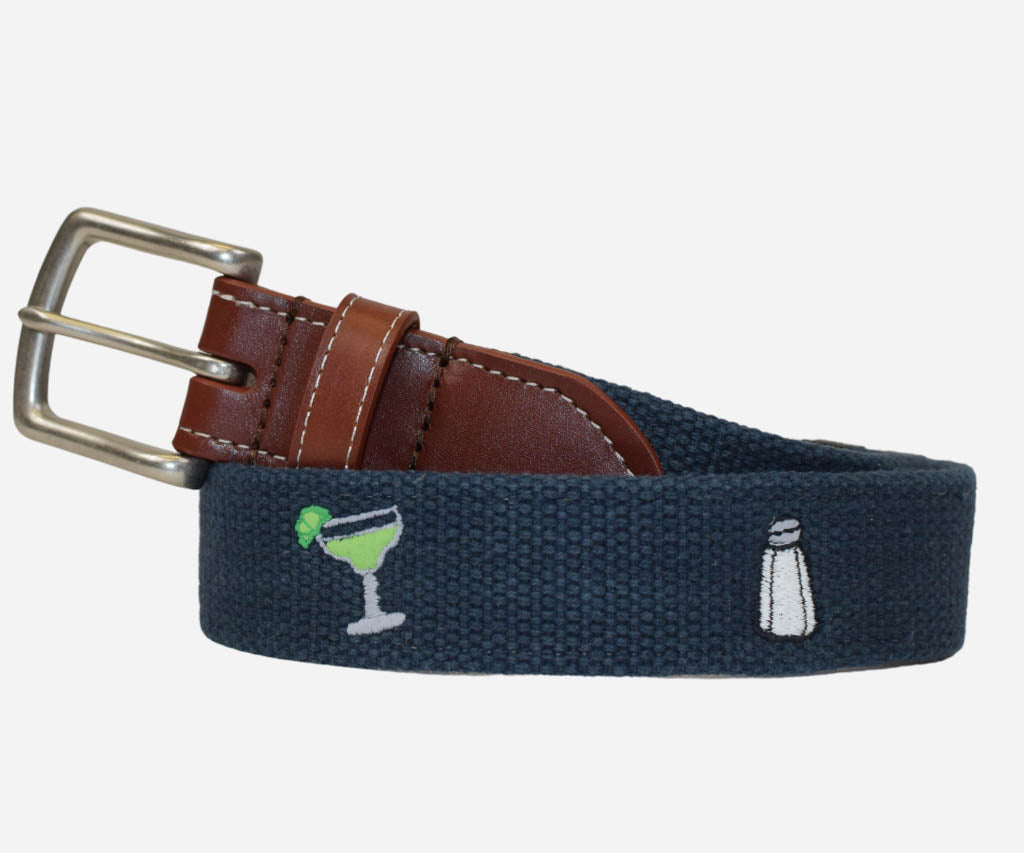 Limited Edition Margarita Belt (Patriot Navy)