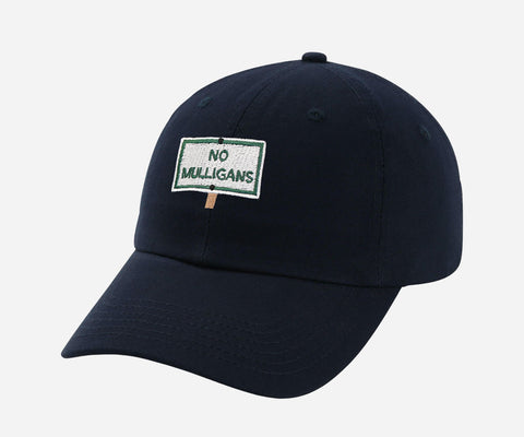 No Mulligans Hat (Navy)