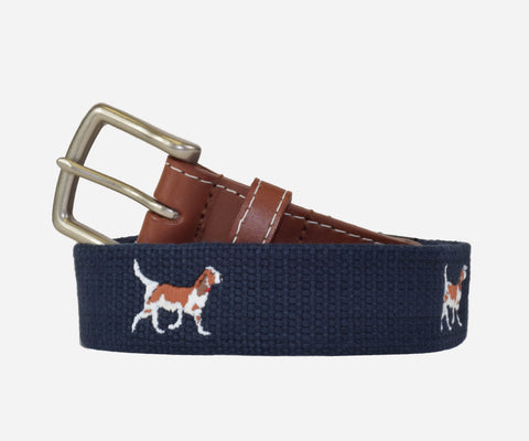 Hunting Spaniel Belt (patriot navy)
