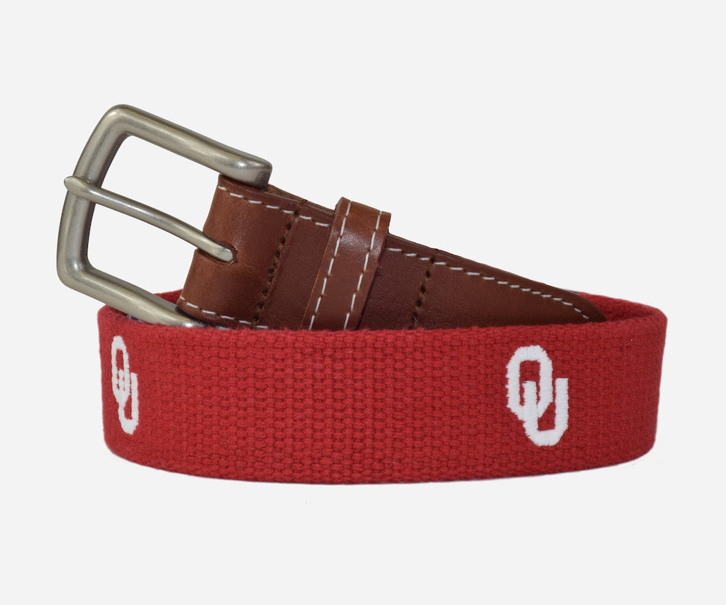 Peter Millar University of Oklahoma Belt