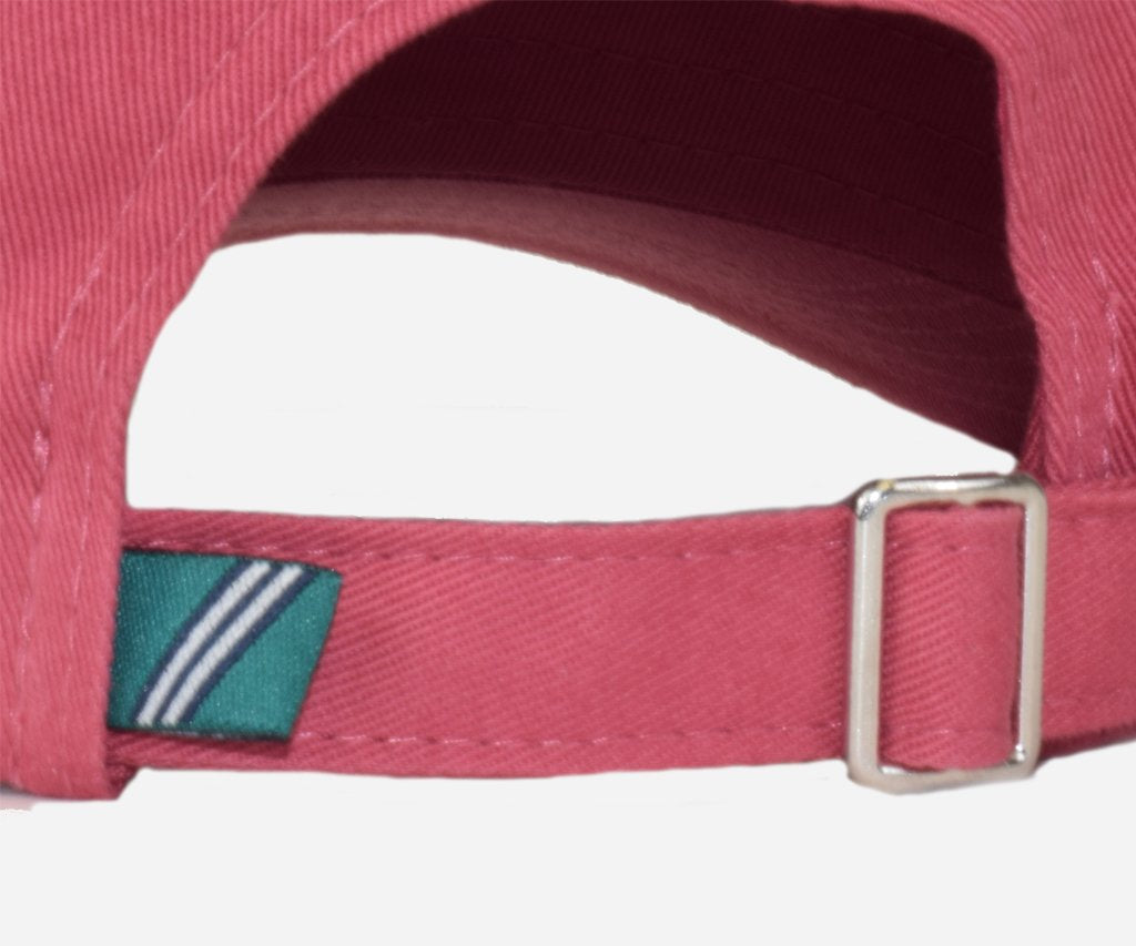 Skull and Clubs Hat (Nantucket Red)