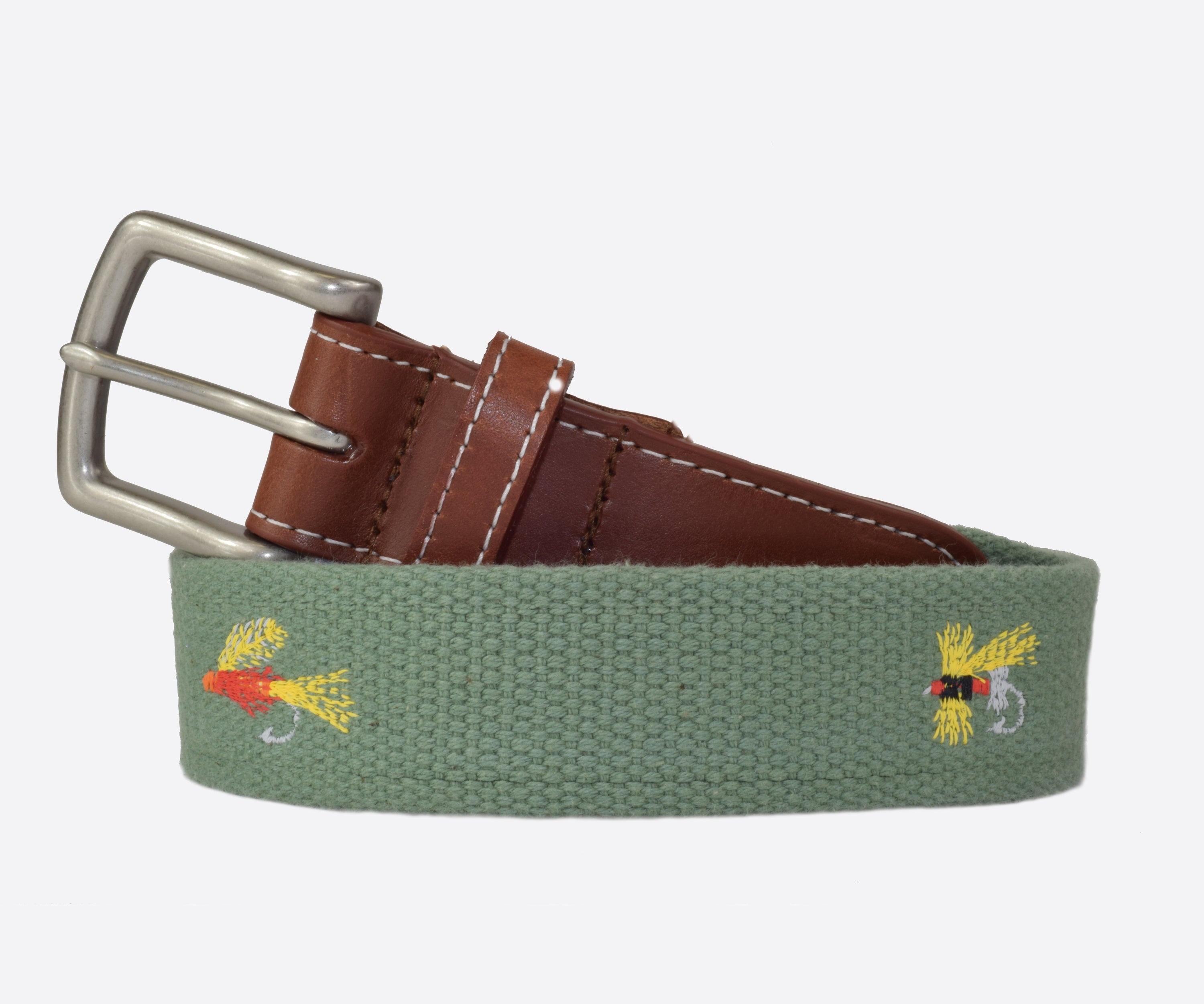 Fly Fishing Belt (sage)