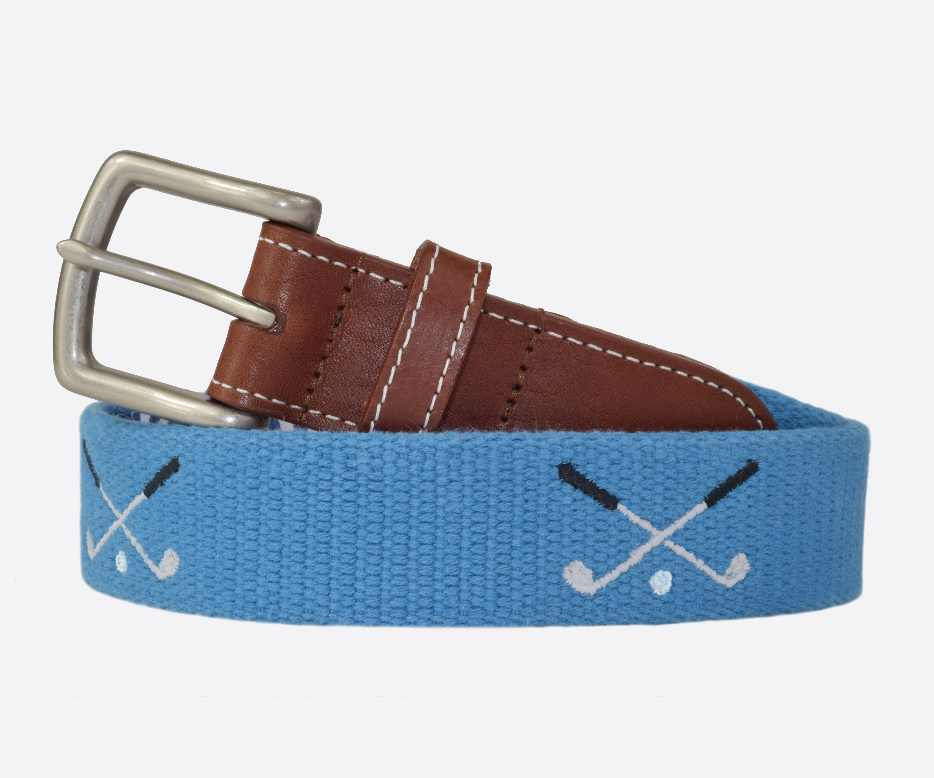 Golf Clubs Belt (marine blue)