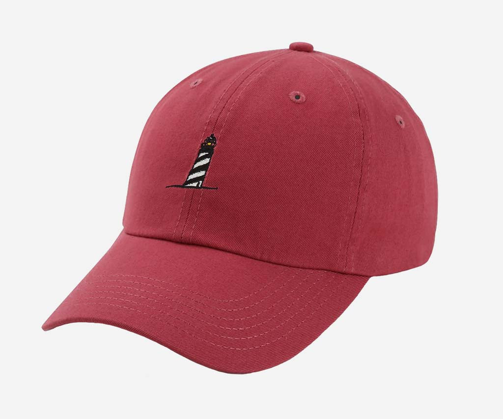 Lighthouse Hat (Nantucket Red)